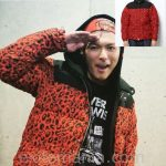 SHOKICHI 着用 A BATHING APE JACKET